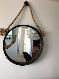 Mirror with Rope Toronto, M6H 0C3
