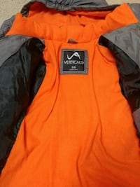 orange and black zip-up hoodie Falls Church, 22041