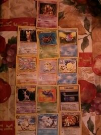 Pokemon cards Montebello, 90640