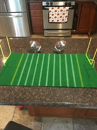 (ALL 12 SETS) 1 price for all FOOTBALL PART TABLE DECORATION will trade Yorba Linda, 92886