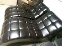 A pair of leather chaise chairs Shelby charter Township, 48317