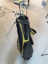 Golf club set with bag Ashburn, 20147