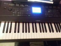 black and white electronic keyboard Alexandria, 22309