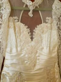 Beautiful Wedding Dress Size 14 Los Angeles County, 91344
