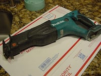 MAKITA M18 18 VOLT SAWZALL TOOL ONLY NO BATTERY OR CHARGER Albuquerque