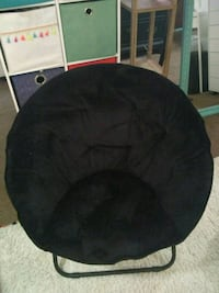 SAUCER COZY ACCENT FOLDABLE CHAIR BRAND NEW WILL DELIVER
