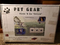 PET GEAR Home N Go Deluxe Pet Crate Coon Rapids, 55448