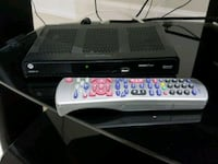 Shaw Direct HD set-top box and remote Vaughan, L6A 1S2