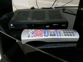 Shaw Direct HD set-top box and remote