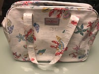 Excellent used once Cath Kidston tote  Richmond, V6V 0B1