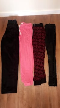 two black and pink pants White City, 97503
