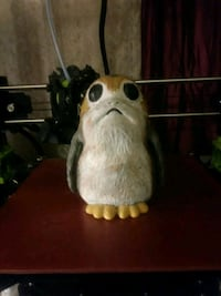 3dprinted porg from star wars last Jedi 1.1 scale Virginia Beach, 23462