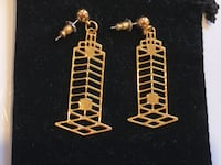 Frank Lloyd Wright earrings 605 mi