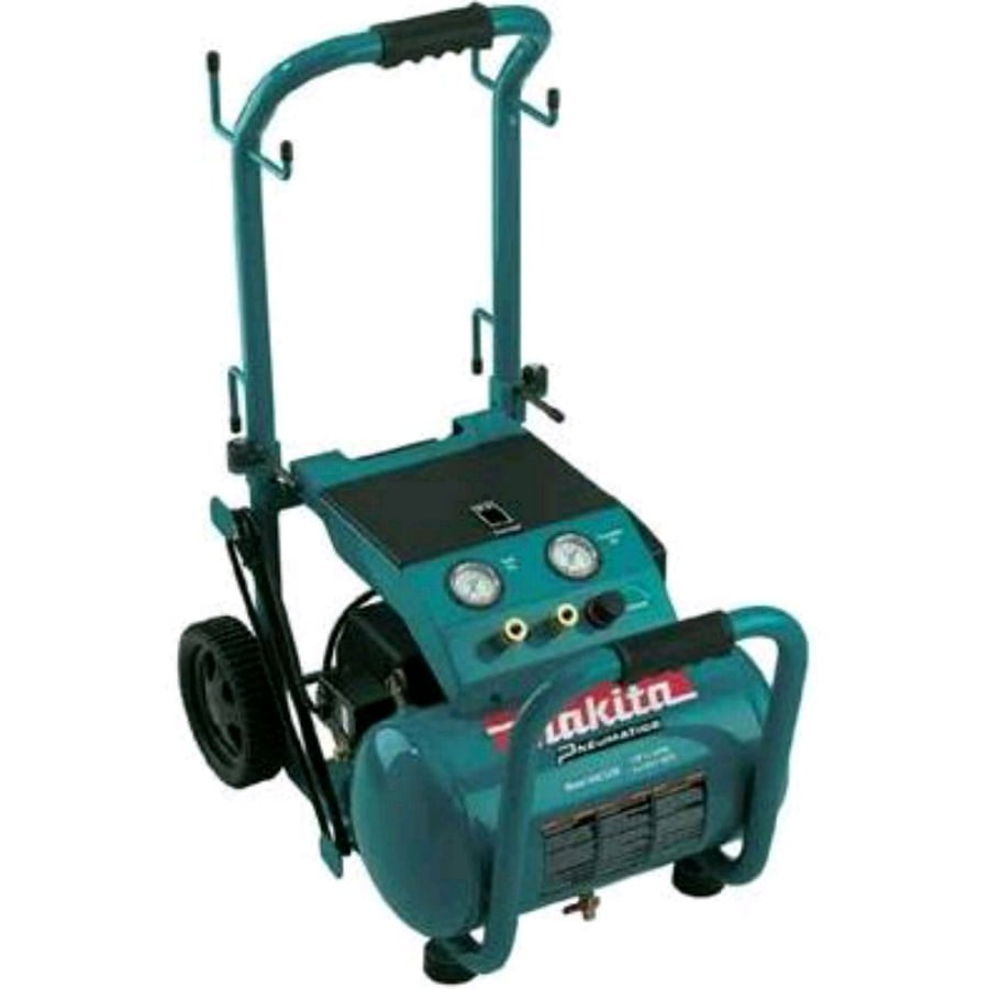 green and black pressure washer