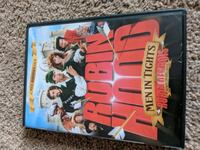 Robin Hood Men in tights Dvd Edmonton, T6E 0L9