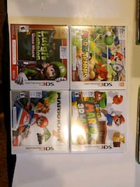 Brand New 3Ds Games-  Mario, Luigi, Zelda Pokemon Milton, L9T 3Z7