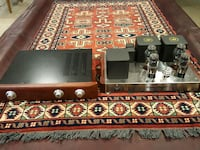 Music Angel tube amp and pre-amp