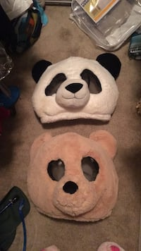 Plush head costume Alexandria, 22312
