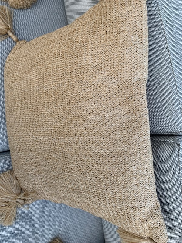 4 pillows from West Elm. Regular $45 each. All 4 for $60 2af38ddb-cb38-4051-b9a0-0f04927b8495