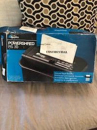 Powershred PS 30 Los Angeles, 90039