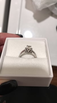 14k gold 1/2 carat total weight engagement ring Hagerstown