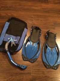U.S. Divers Backpack with NEW Snorkel & Fins Newport Beach, 92663