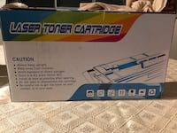 Toner printer for sale brand new from this year Toronto, M3N 1A2