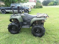 2014 Arctic Cat 4x4...500cc... EFI Fort Myers