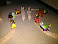 Chuggington train set Tonawanda, 14150