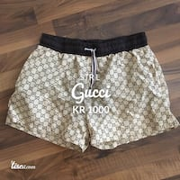GUCCI SHORTS 6242 km