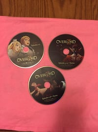 Overlord  2 DVD and blu-Ray Cookeville