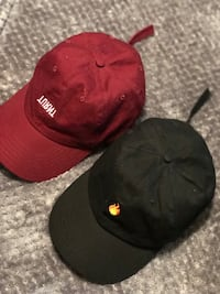 TURNT and FIRE dad hats  Los Angeles, 90003