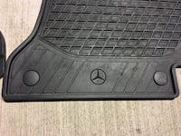 Mercedes genuine 2015 and later C300 all weather floor mats Fairfax, 22030