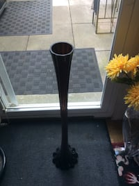 black and gray floor lamp Mississauga, L5N 2T2