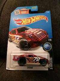 Stockar HotWheels Car Collectible 11/250 Charleston, 29414
