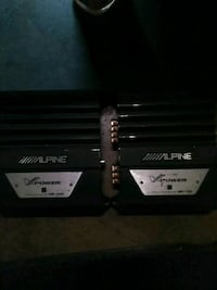 Alpine V Series Car Amplifier Independence, 64056