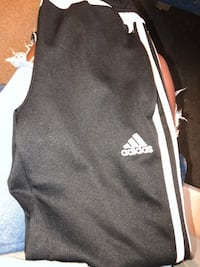 Black and white adidas track pants Whitby, L1N 4L5