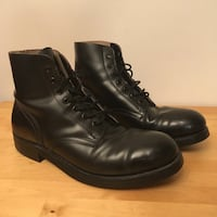 Boulet Combat/Marching Boots size 9.5E Toronto, M3A 1A3