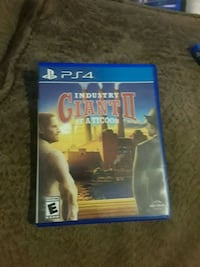 Industry giant 2 be a tycoon ps4 game New Port Richey, 34652
