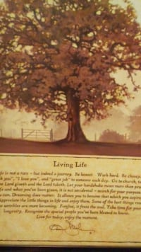 Living Life Picture