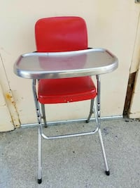 Foldable vintage high chair  Perry, 48872