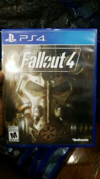 Sony PS4 Fallout 4 case Toronto, M1B 4N4