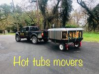 hot tubs movers Oxon Hill