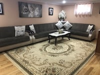 Sectional couches good condition 2 sofas 1 loveseat  New York, 10312