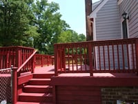 deck n porch repair Richmond