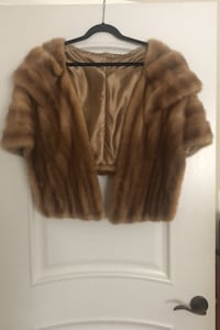 Mink coat in good condition.  One size. Toronto, M4S 1T7