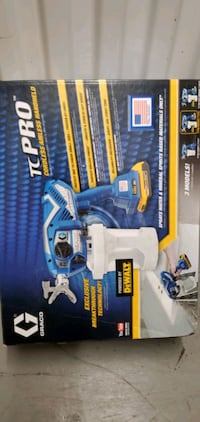 Graco TC pro Cordless paint Sprayer