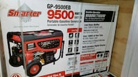 9500 watt generator $799 Torrington