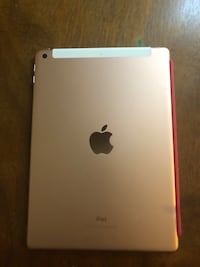 white iPad with white case Alexandria, 22309
