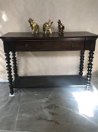 Antique Buffet, Console Table and Desk